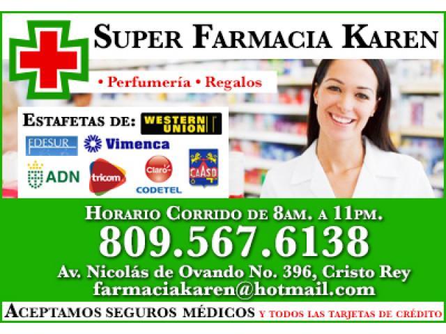 FARMACIA KAREN