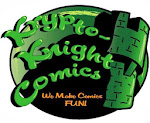 Krypto-Knight Comics