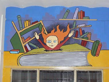 mural c.e. gral. paz