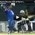 Imran Nazir's Monster SIX off Ajmal in SLPL 2012