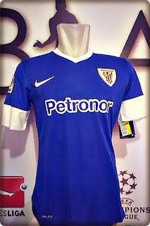 Jersey Athletic Bilbao Away STerlaK.com Toko Online Pekanbaru