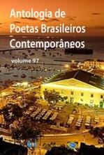 Participação na Antologia de Poetas Brasileiros Contemporâneos-Volume 97