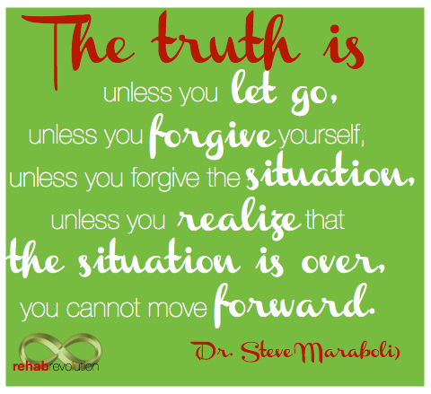 Steve Maraboli forgiveness quote