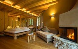 Hotel Lusnerhof Luson Bz Italien