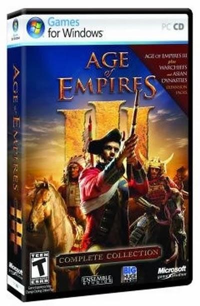 تحميل لعبة Age of Empires 3 Complete Collection النسحة الكاملة للكمبيوتر مجاناً