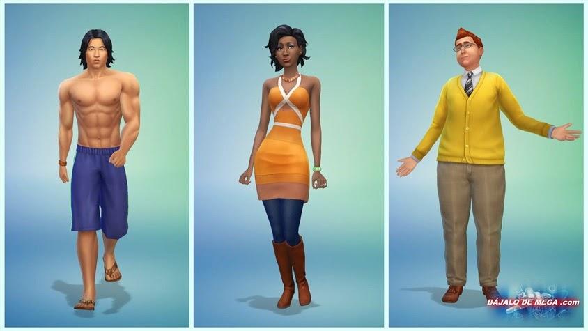 Los Sims 4 Digital Deluxe Edition