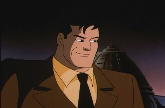 "Batman: The Animated Series - Episode 1 ""On Leather Wings ..."