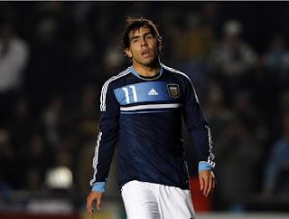 Jugadores Convocados de Argentina para enfrentar a Bolivia y Colombia