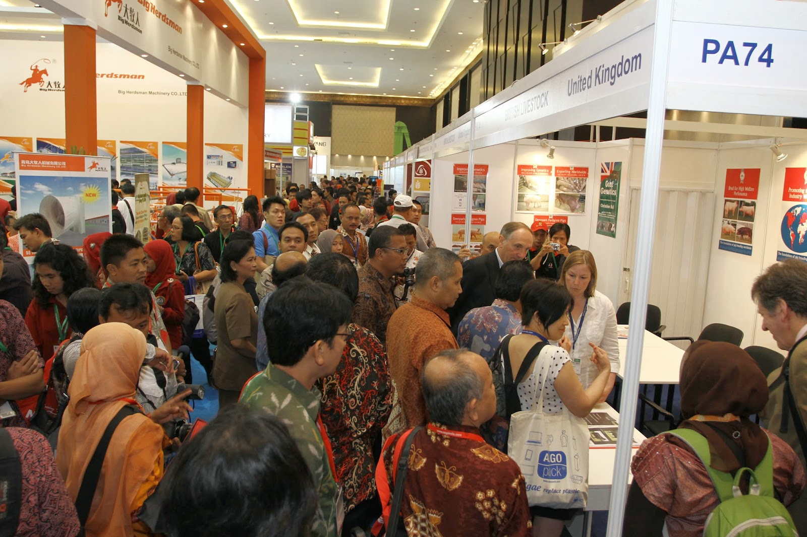 indo livestock expo forum is known as indonesia s biggest livestock feed dairy fisheries industry show formed in 2002 indo livestock expo forum
