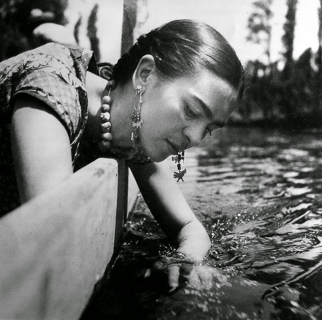 Sublime Mercies: Frida Kahlo's Back: What You Can Learn From Others' Pain