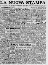 LA NUOVA STAMPA 26 APRILE 1946