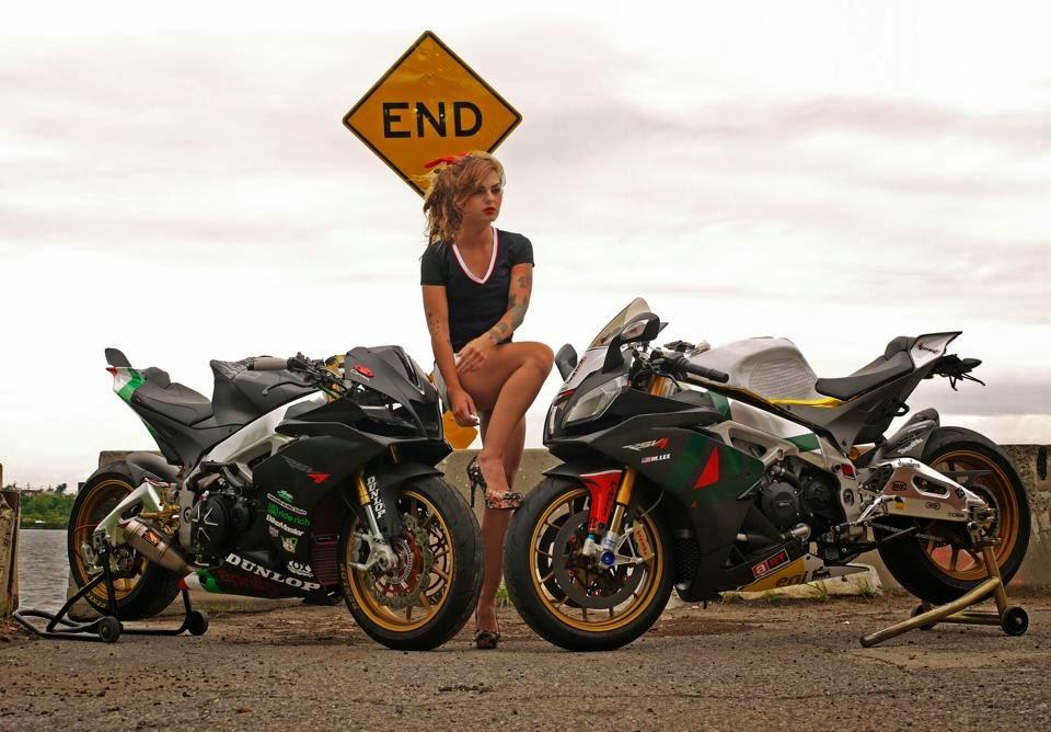 Aprilia RSV4, RSV4R, RSV4 APRC - Page 5 Mercenary+Garage+Dublin+Clint+Ewing+Kellie+Greene+Stunt+Bike+Motorcycle
