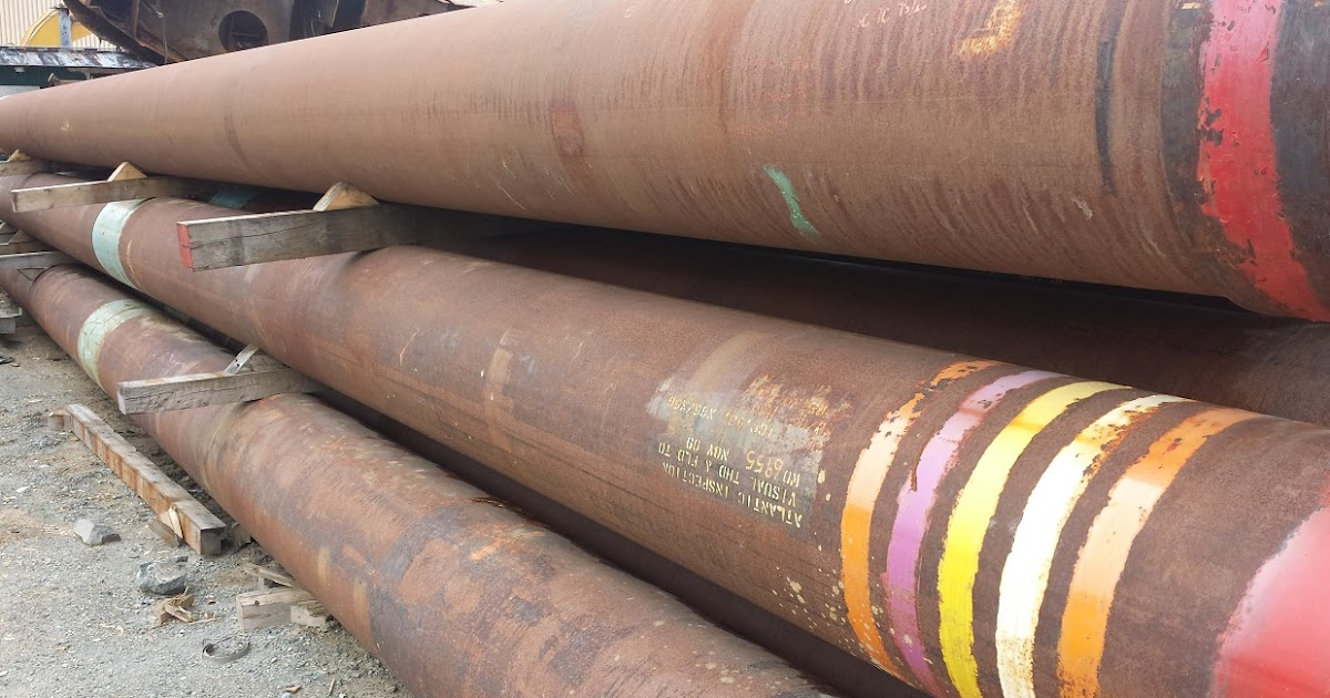 Fs supply co inch heavy wall casing pipe