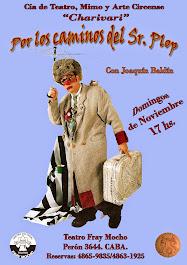 Por Los Caminos del Sr Plop (Afiches II)