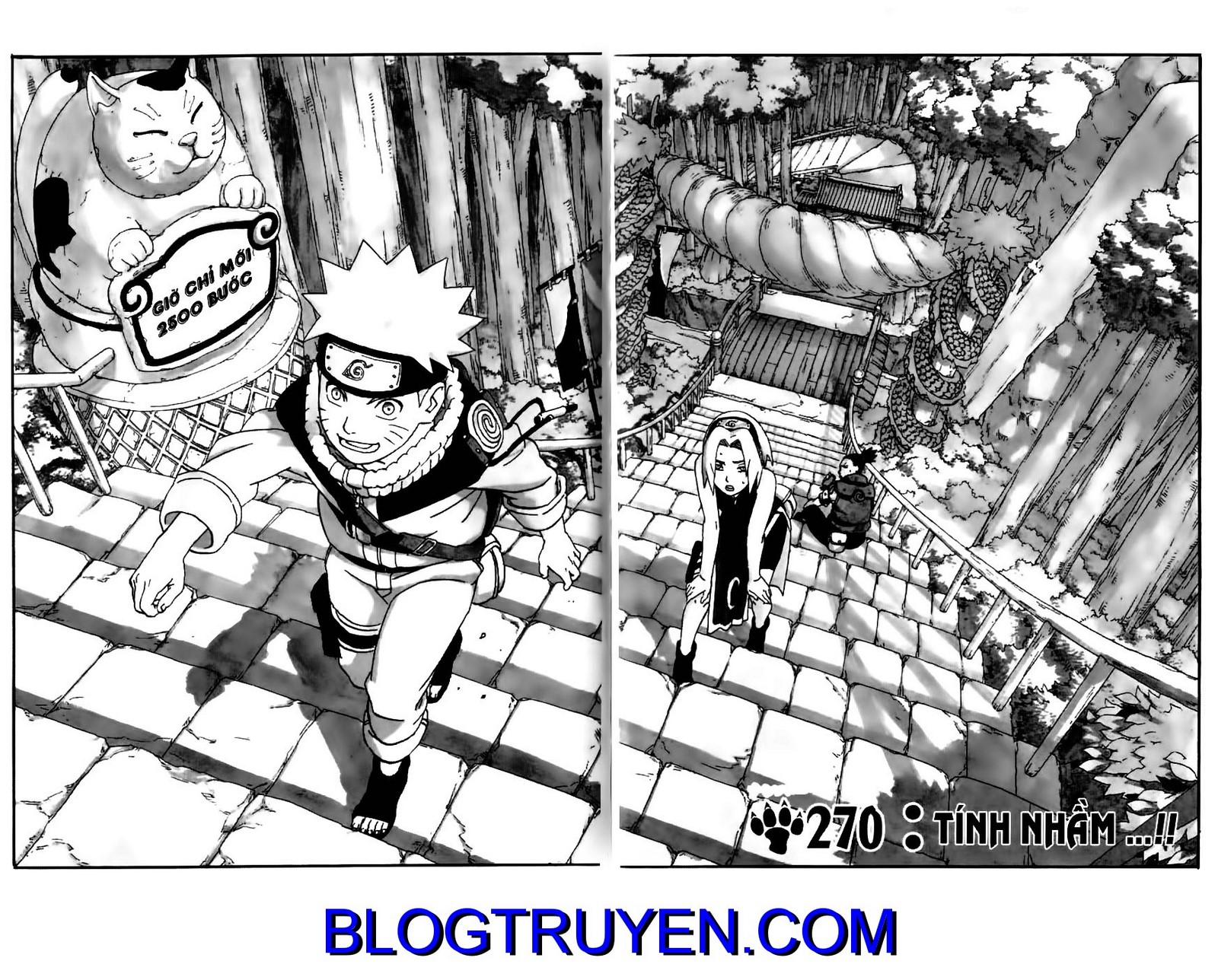 Naruto chap 270 Trang 2 - Mangak.info