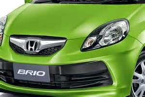 1. Mobil Honda Brio