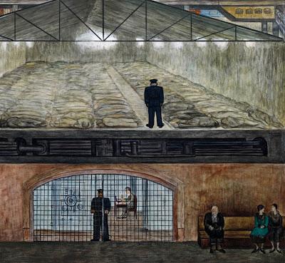 Untitled Ducks Diego Rivera
