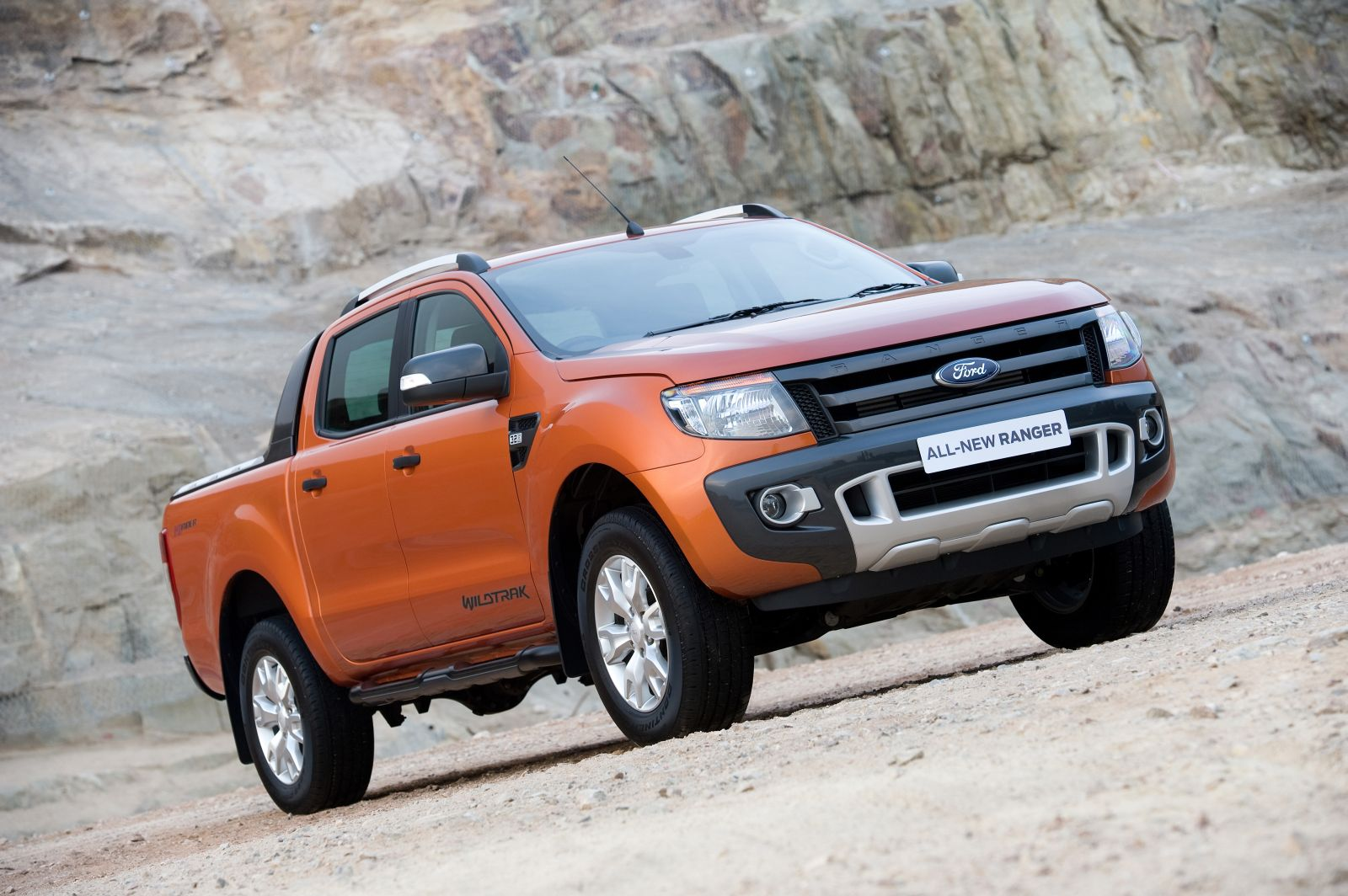 All-new 2012 Ford Ranger delivers a refined ride, confident handling ...