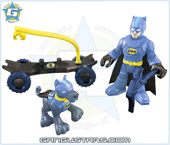 Imaginext DC Super Friends Mountain Batman & Ace the BatHound
