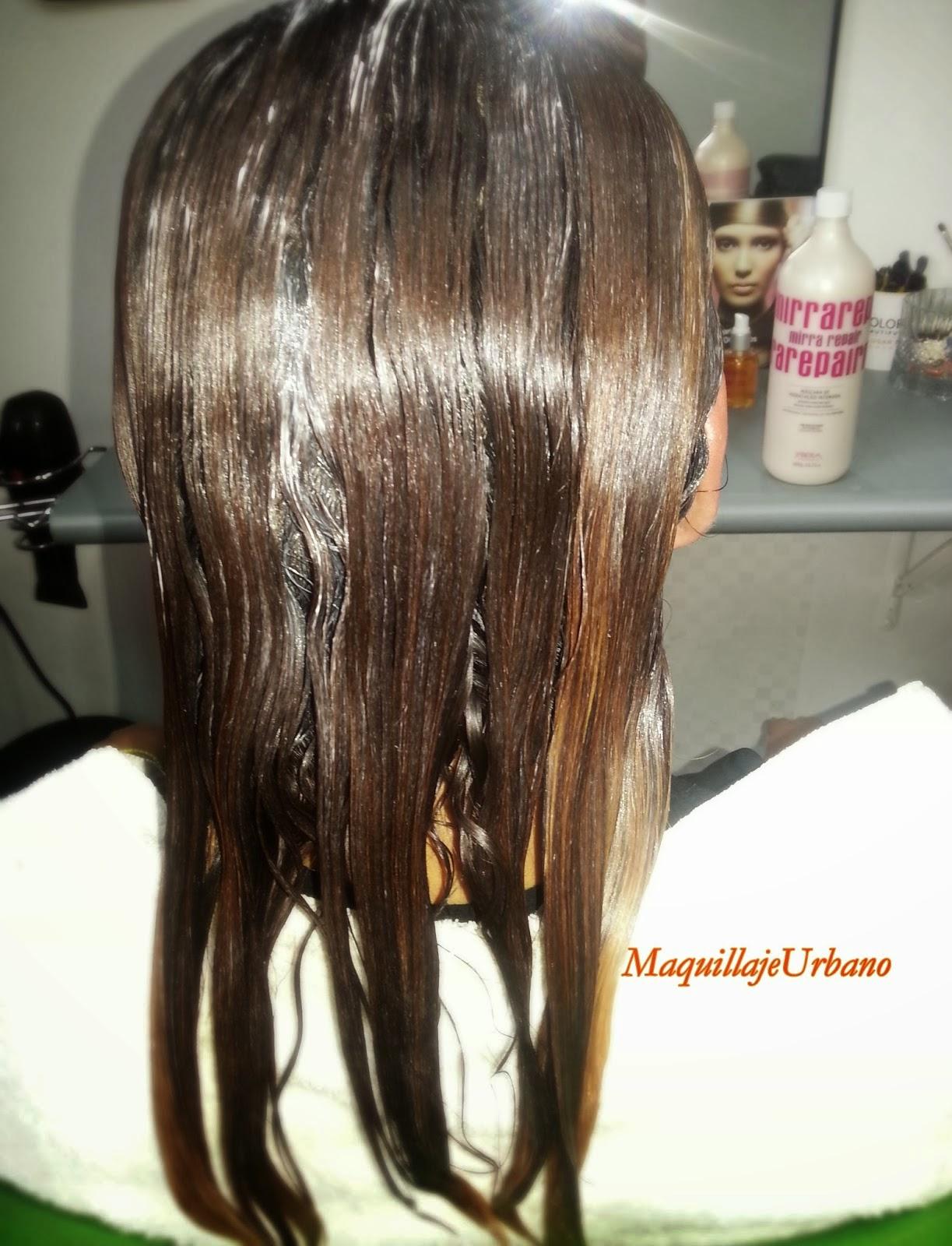 hidratacion intensiva para el cabello