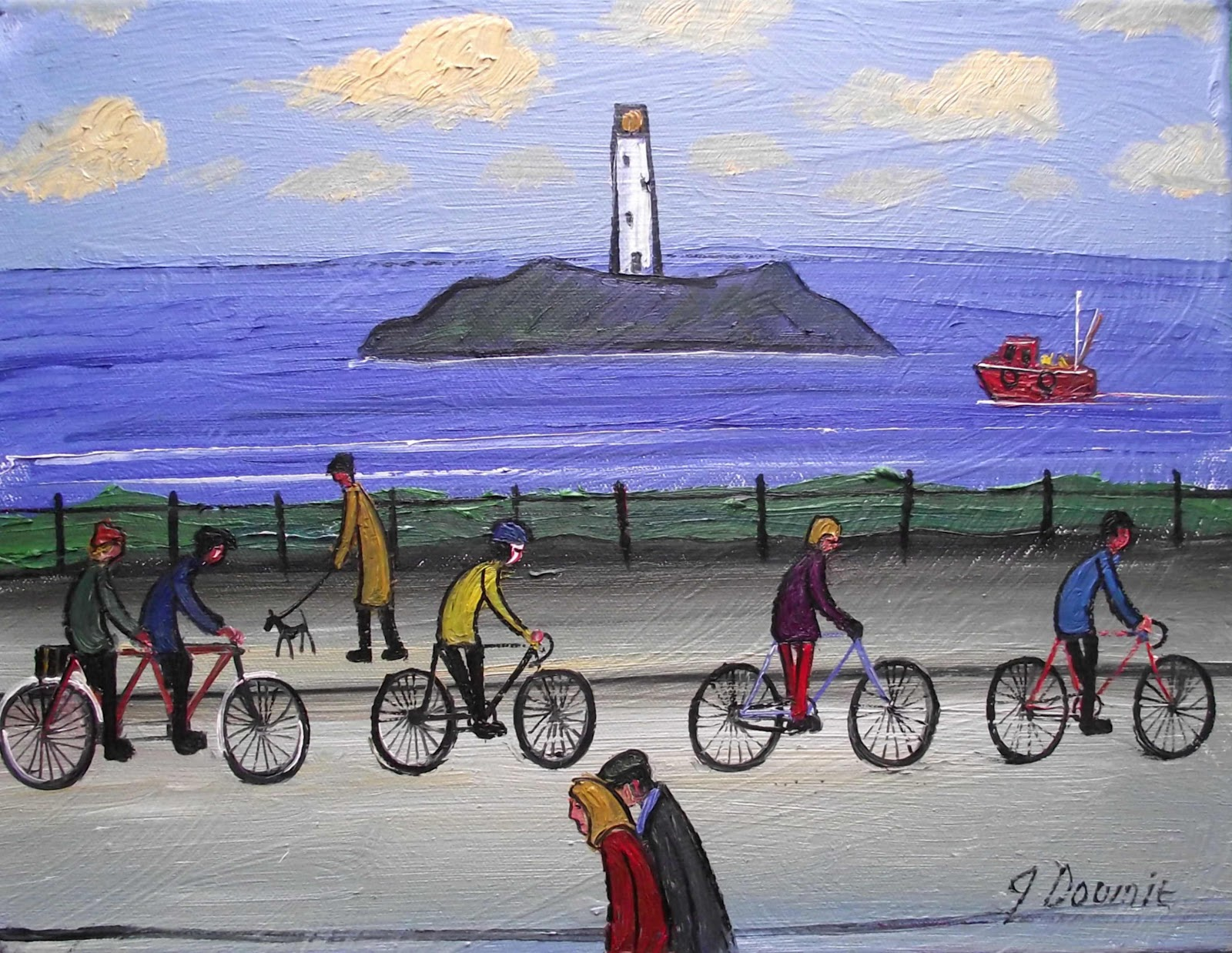 James Downie Paintings For Sale