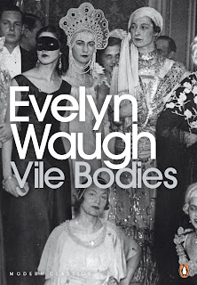 Vile Bodies Evelyn Waugh