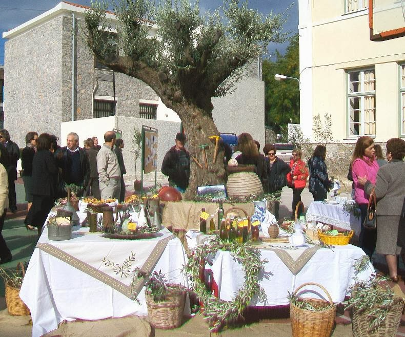 Η γιορτή της ελιάς και του λαδιού στο Κρανίδι 30 ΟΚΤΩΒΡΙΟΥ  2011