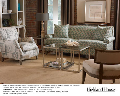 We Placed An Order Last Week For Several Pieces Of Highland House Furniture.  It Was Not Easy Trying To Narrow Down Our Choices Just Because We Have A  Small ...