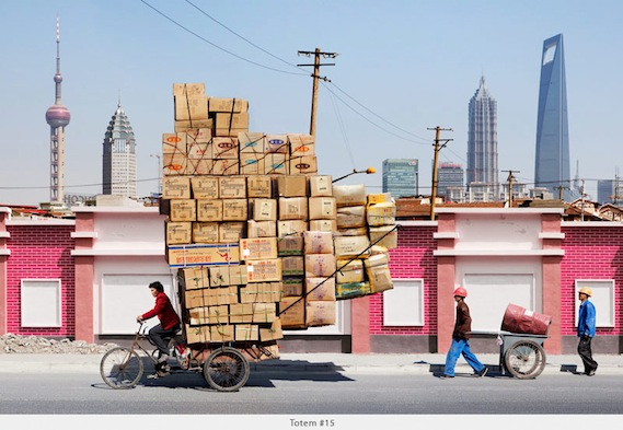 16 Epic Manufactured Totems Photography By Alain Delorme