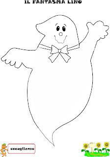 A scuola con poldo terza tappa il fantasma lino - Immagini fantasma a colori ...