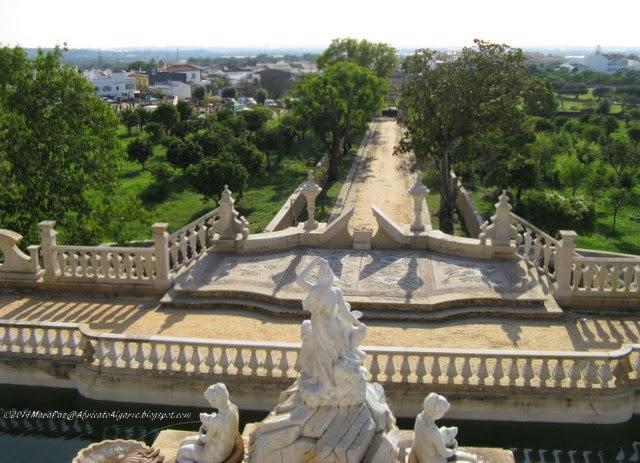 Algarve -Estoi Palace Gardens