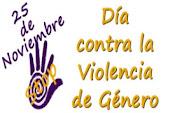 25 Noviembre: día contra la Violencia de Género