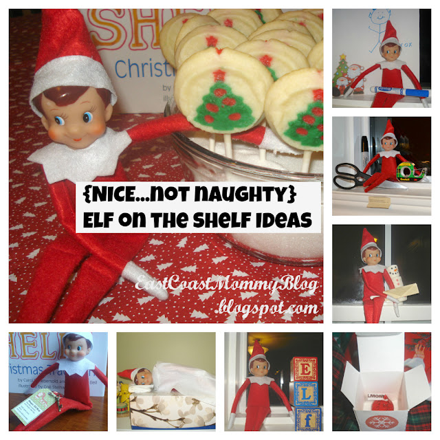 East Coast Mommy 20 Nice Not Naughty Elf On The Shelf Ideas