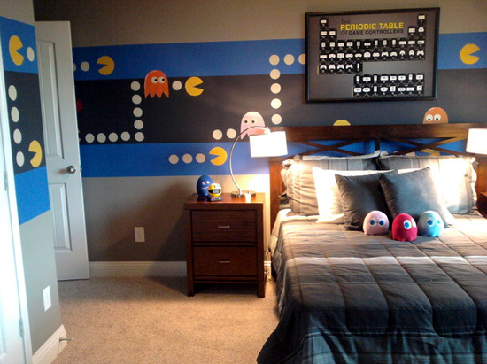 Acrylic style 25 fantasy bedrooms for geeks pics for Bedroom inspiration reddit