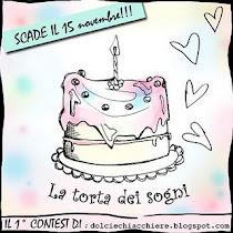 """Contest """"La Torta dei Sogni"""""""