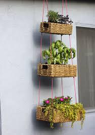 cestas y macetas para decorar