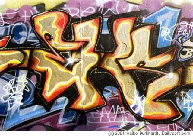 Graffiti Soul: Beauty of Graffiti on the Berlin Wall