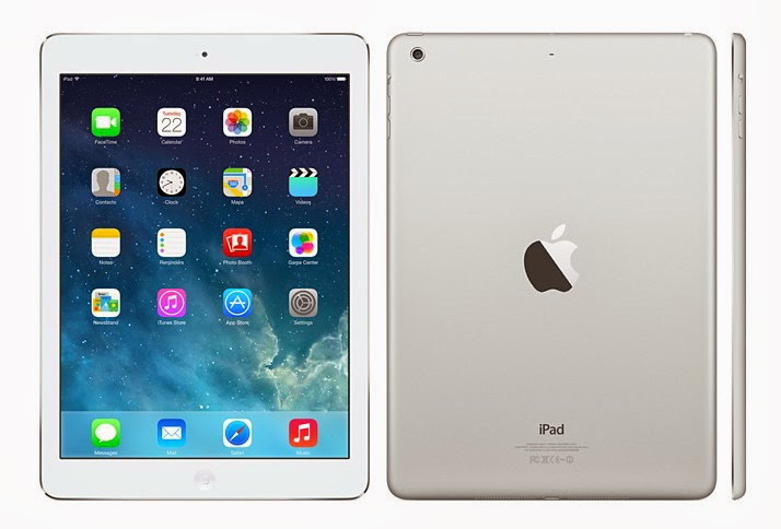 Harga Apple iPad Air WiFi