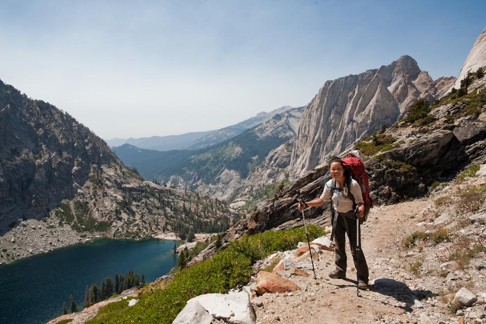 live inspired: high sierra trail   day 3   kaweah gap to