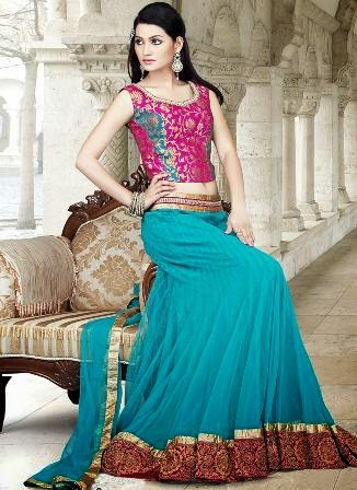 Designer Indian Bridal Lehenga Collection