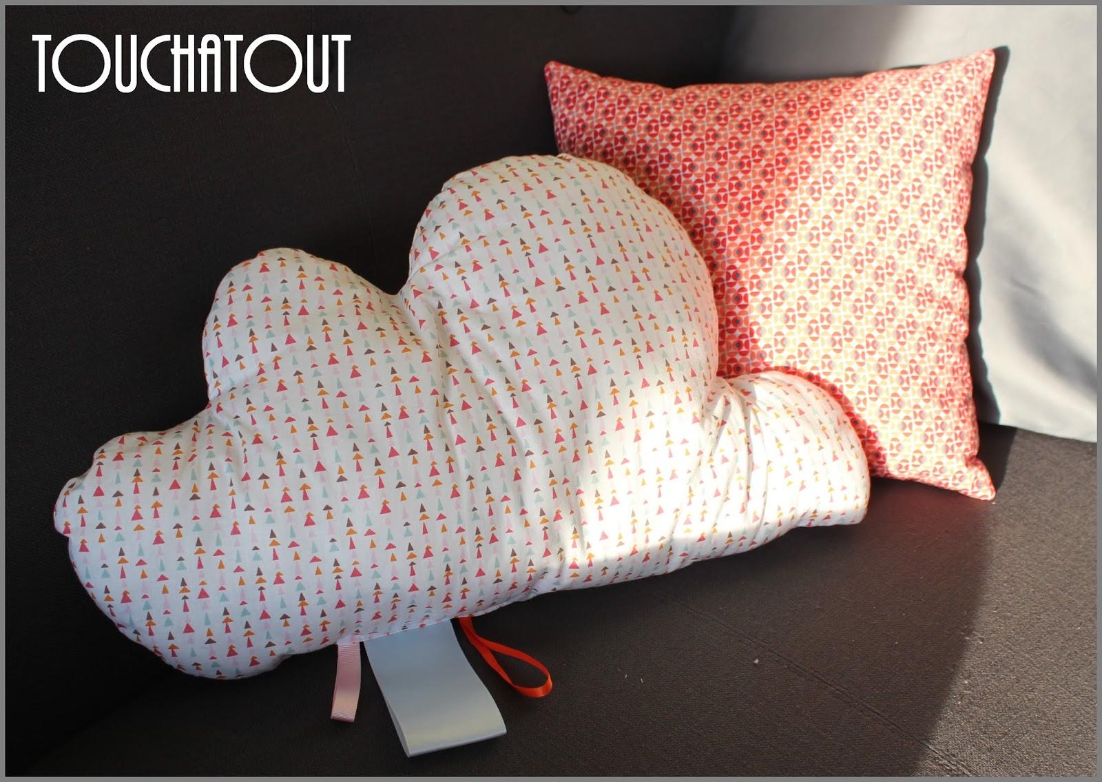 Touchatout Et Ma Collection De Coussins