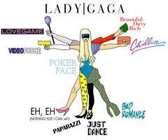 UHHHHHH LADY GAGAAAA
