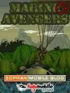 marine avengers java games terbaru