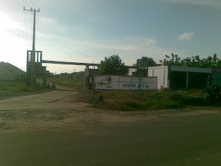 Ruko Perumahan Banjarbaru Lokasi Palam