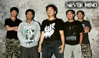 Nevermind band Metalcore Tenggarong Kutai Kartanegara Kalimantan Timur Foto Logo Wallpaper Cover Artwork