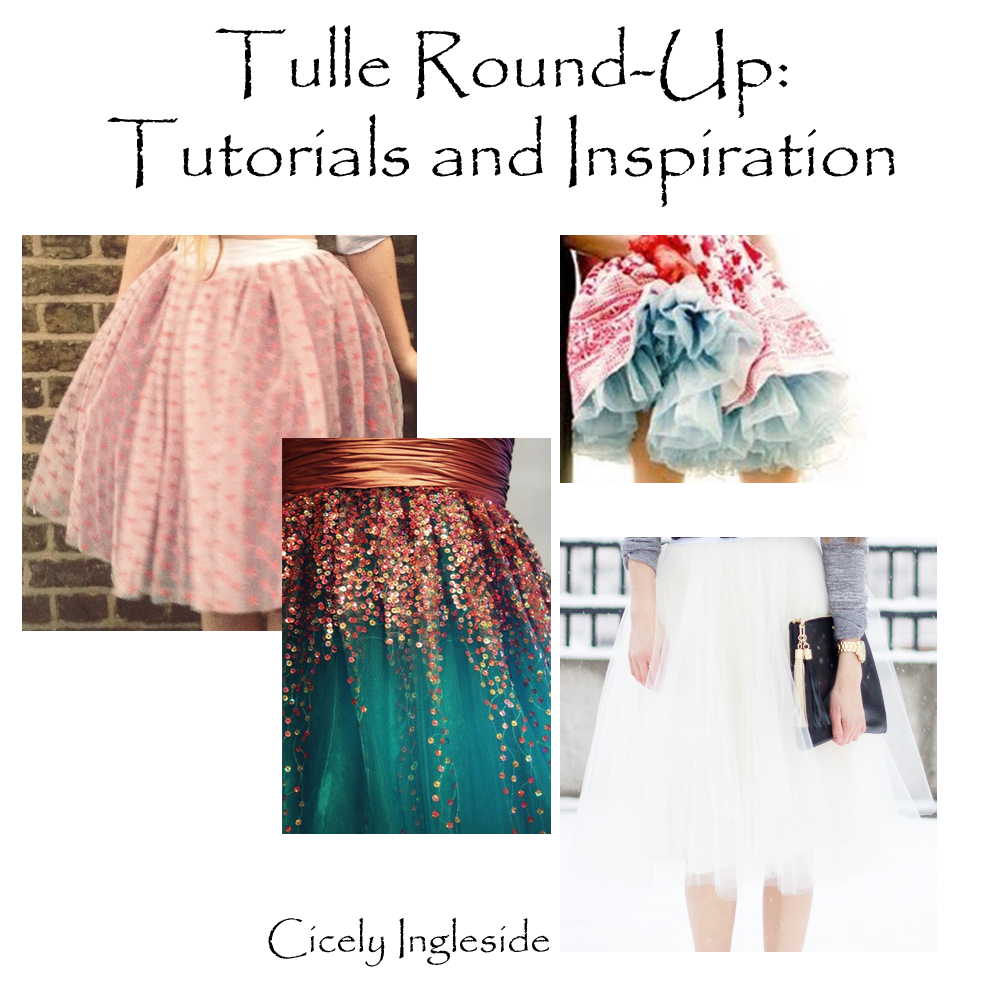 how to make a round skirt