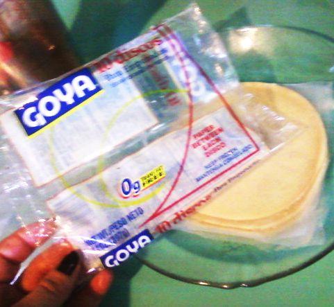 Goya Empanada Disc