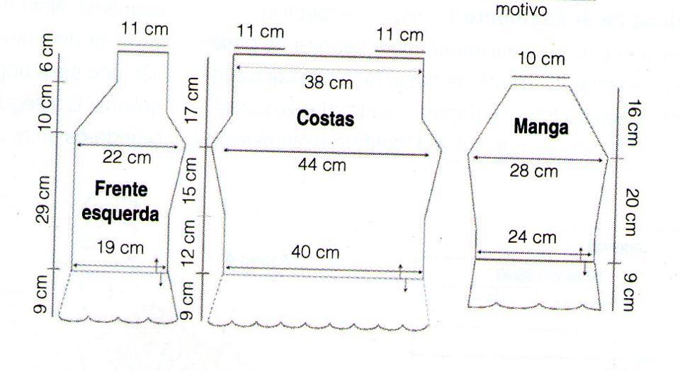 Белый ажурный жакетик. 45085