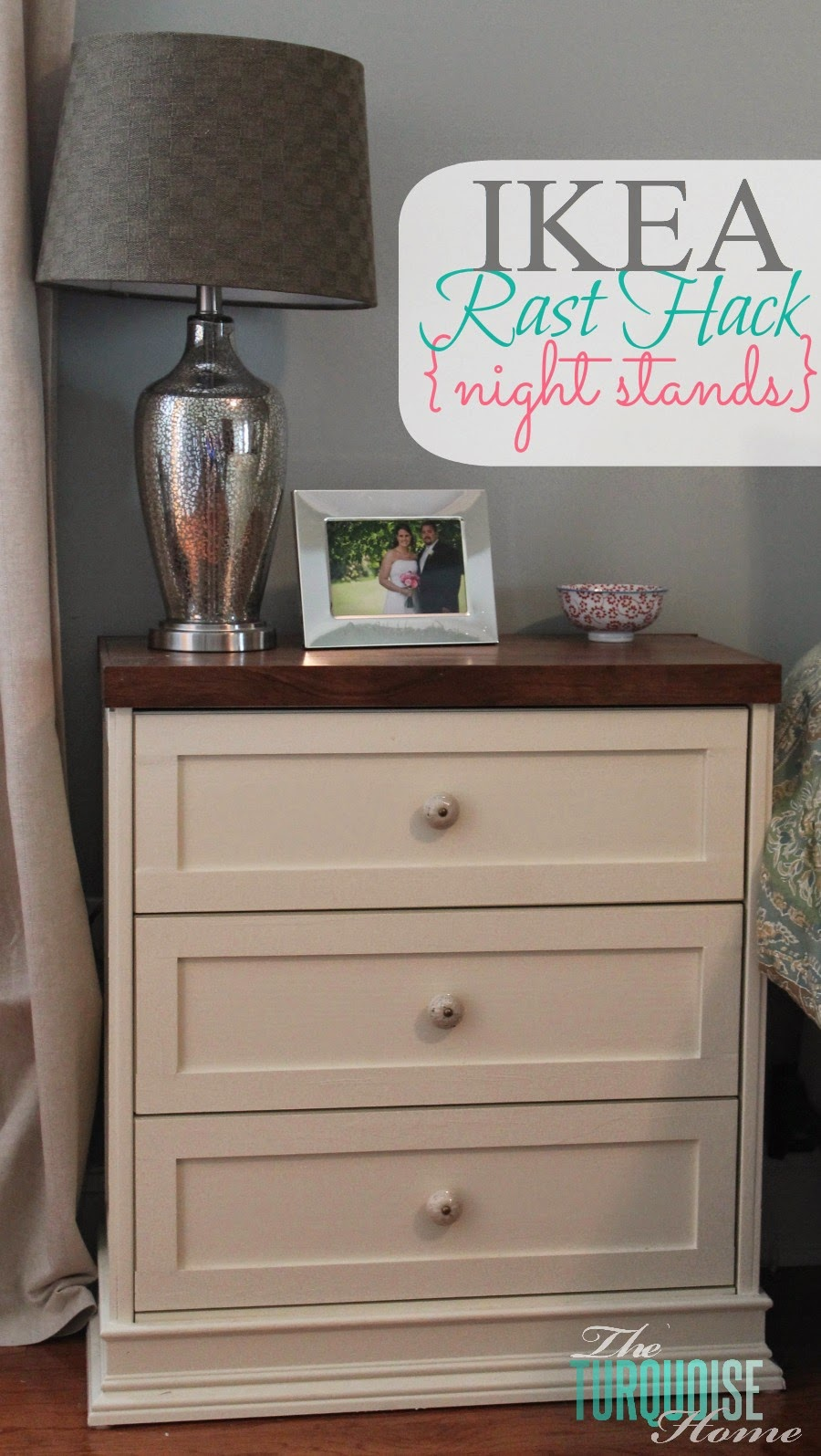 Ikea rast hack new nightstands ikea hackers ikea hackers for Bedroom dressers ikea