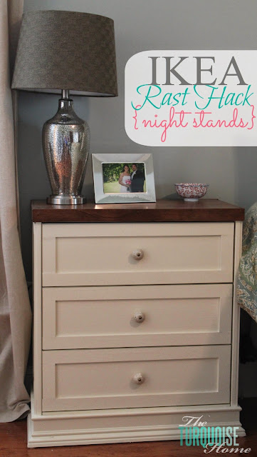 IKEArasthack3 756757 IKEA Rast Hack {new nightstands}